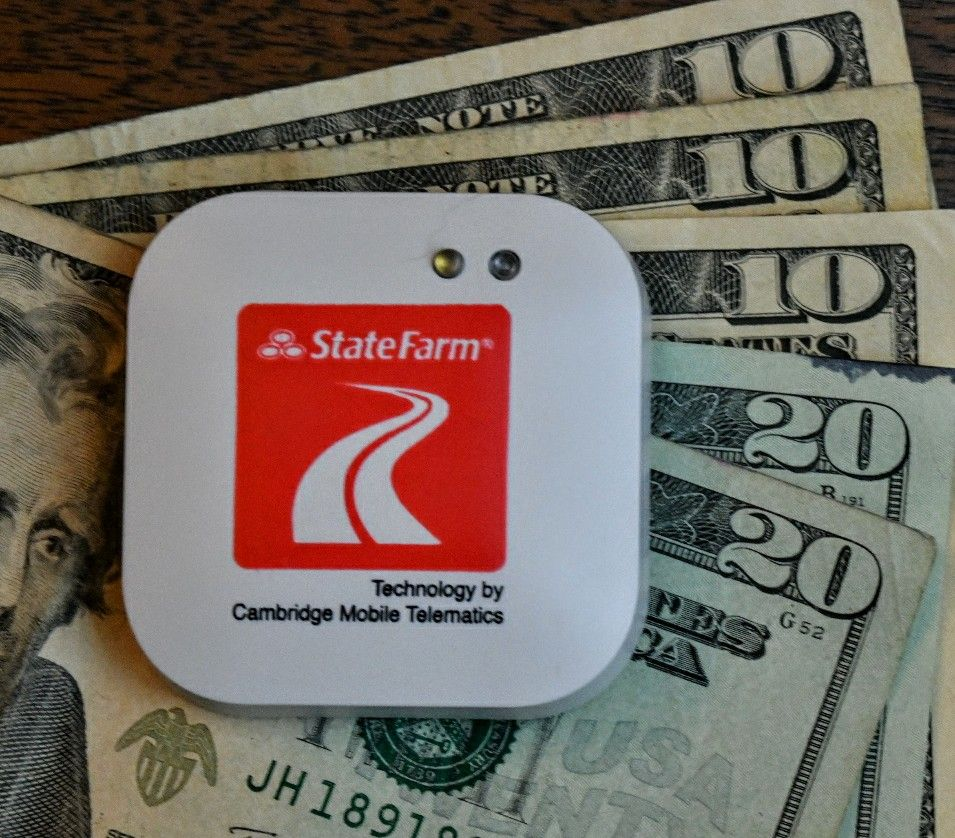 Which Is Worth More V The Statefarm Drivesafeandsave Beacon Or
