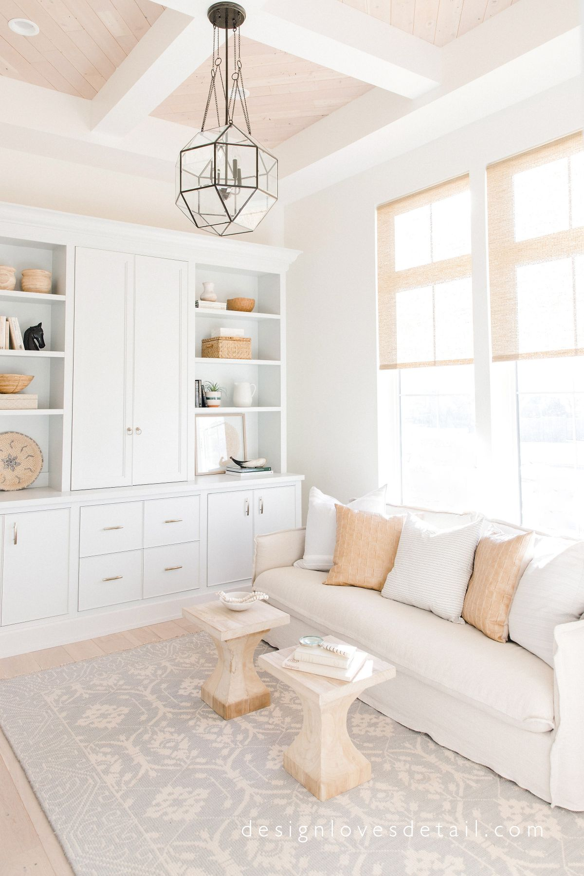 Design Loves Detail Does It Again This Sitting Room Is Such A