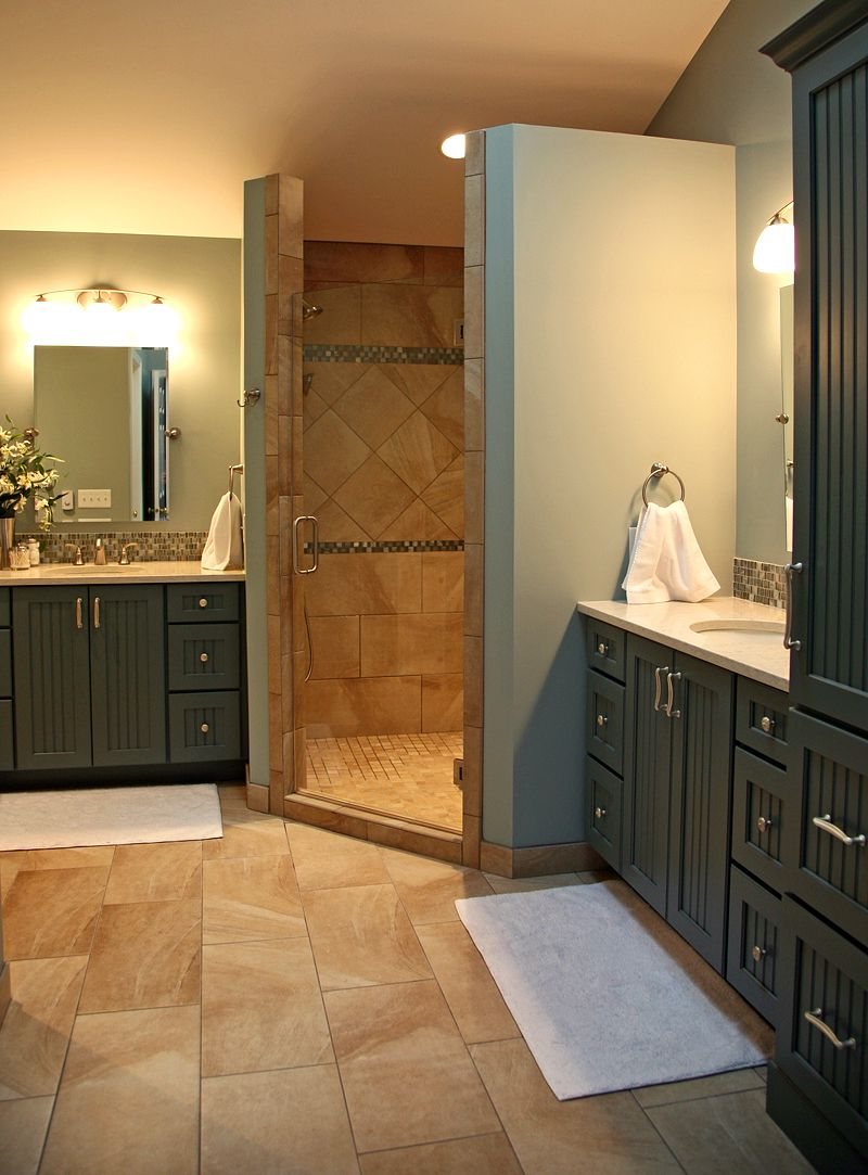 bathroom glamorous bathroom remodels to inspire you luxurious custom bathroom remodel with corner separate bathroom shower area - Bathroom Remodel Corner Shower