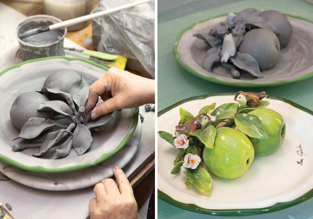 Eva Gordon Artistic Impressions Polymer Clay Recipe Kitchen Art Clay Food