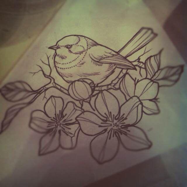 chickadee tattoo - Google Search | SKIN ACCESORIES ...