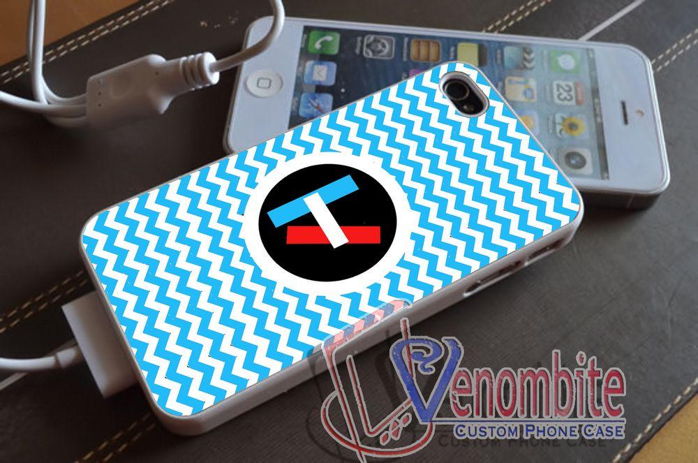 Twenty One Pilots Chevron Art2 Case iPhone, iPad, Samsung Galaxy & HTC One Cases