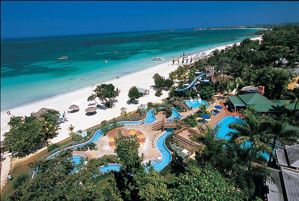 Beaches Negril Resort & Spa -- Jamaica | Beach resorts ...