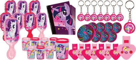 My Little Pony Party Supplies My Little Pony Birthday Party
