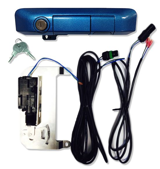Pl85502 Toyota Tacoma Smart Lock Combo Standard Lock See Website For Year Applications Tailgate Accessories