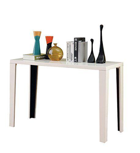 George White Sofa Table