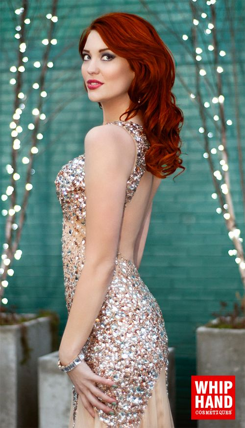 Prom Dresses Red Head