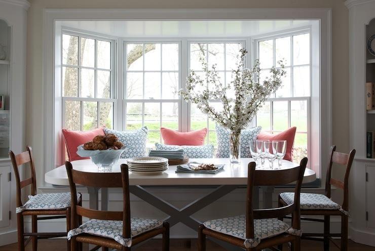 Dining Round Bay Window Seat Part 9