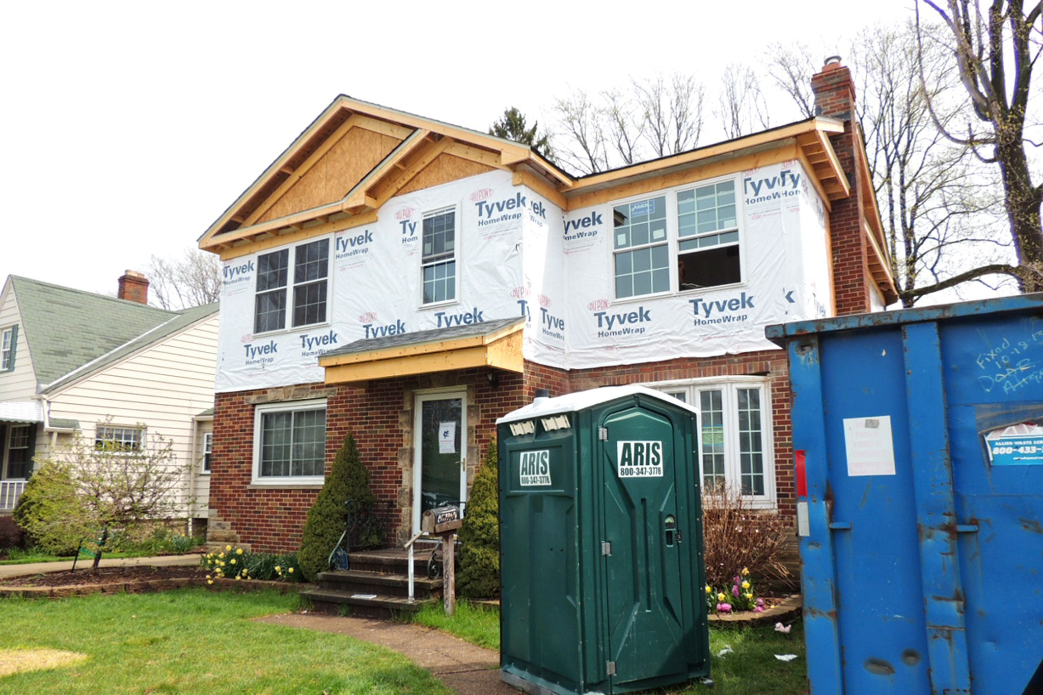 Cleveland&39;s Residential Contractors   Exterior house renovation, Residential contractor, Home ...