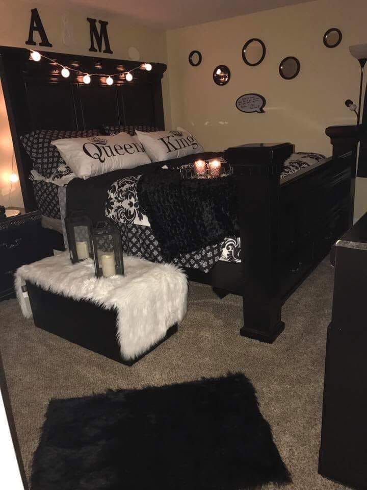Pinterest Haleyyxoo First Apartment Decorating Couples Apartment Bedroom Decor