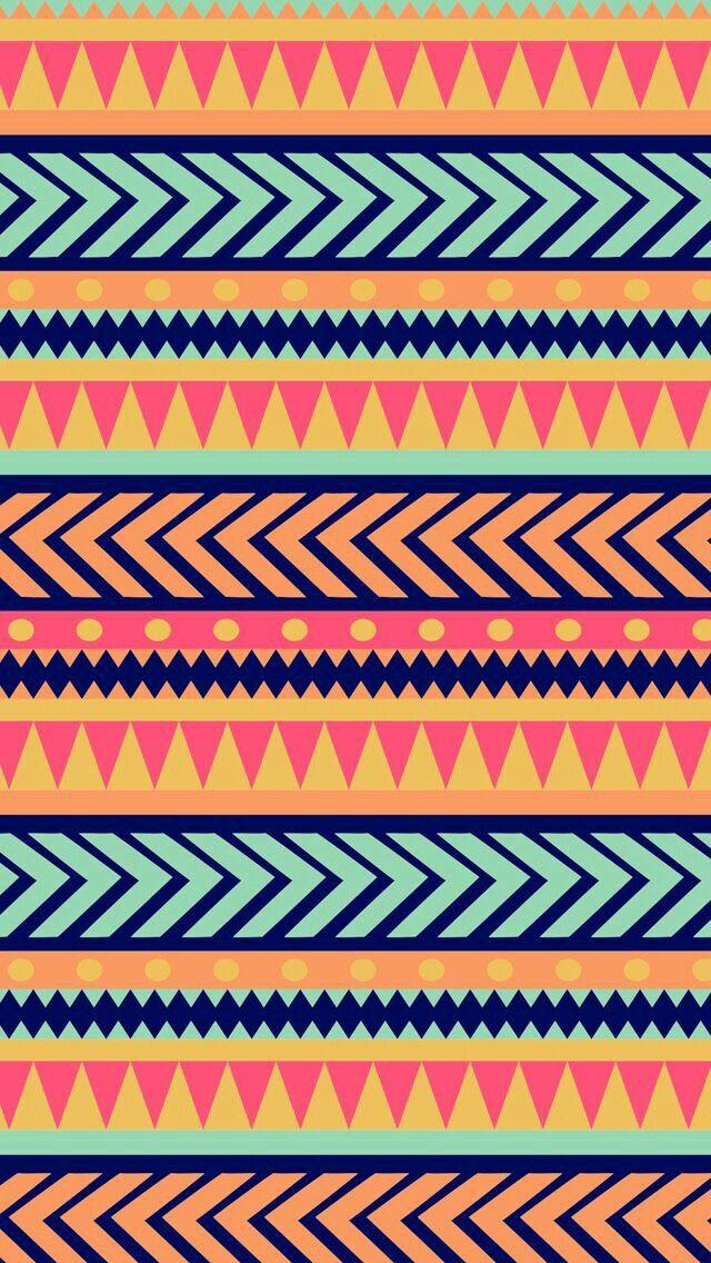 Tribal Wallpaper Tribal Wallpaper Pattern Wallpaper Aztec Wallpaper