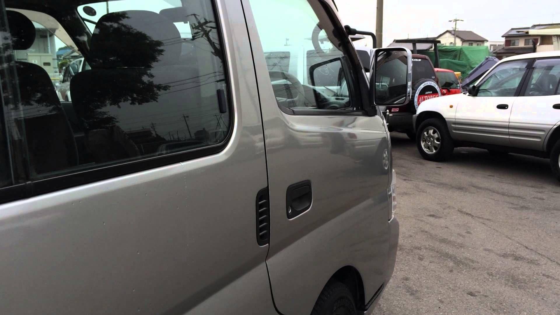 Nissan Caravan Coarch sold to Tanzania