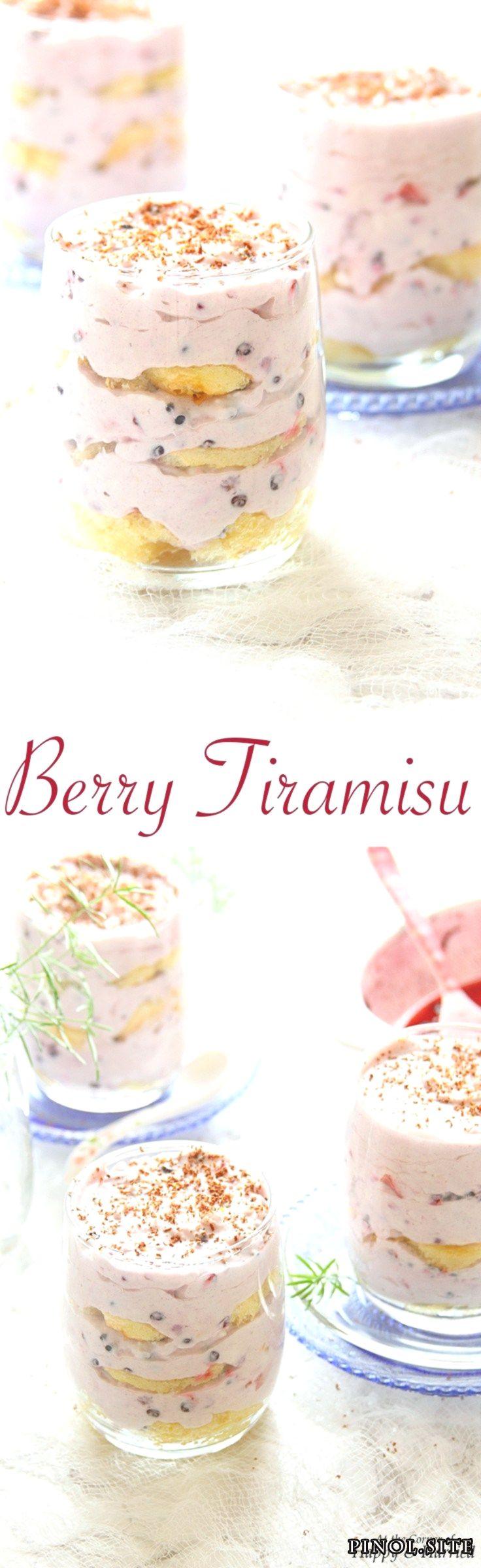 Berry Tiramisu - An Simple & Child Pleasant Dessert Berry Tiramisu - An Simple & Child Pleasant Dessert BERRY TIRAMISU - AN EASY KID FRIENDLY DESSERT - HAPPY&HARRIED... -