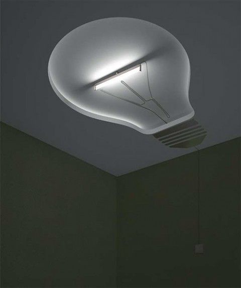lampada-soffitto-02 | Design del soffitto, Luce della ...