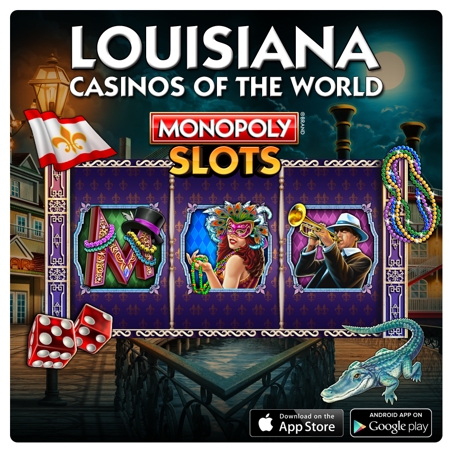 Louisiana River Belle Slot Casinos Of The World Suite