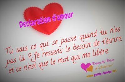 Anthologie Des Plus Belles Déclarations Damour Roza