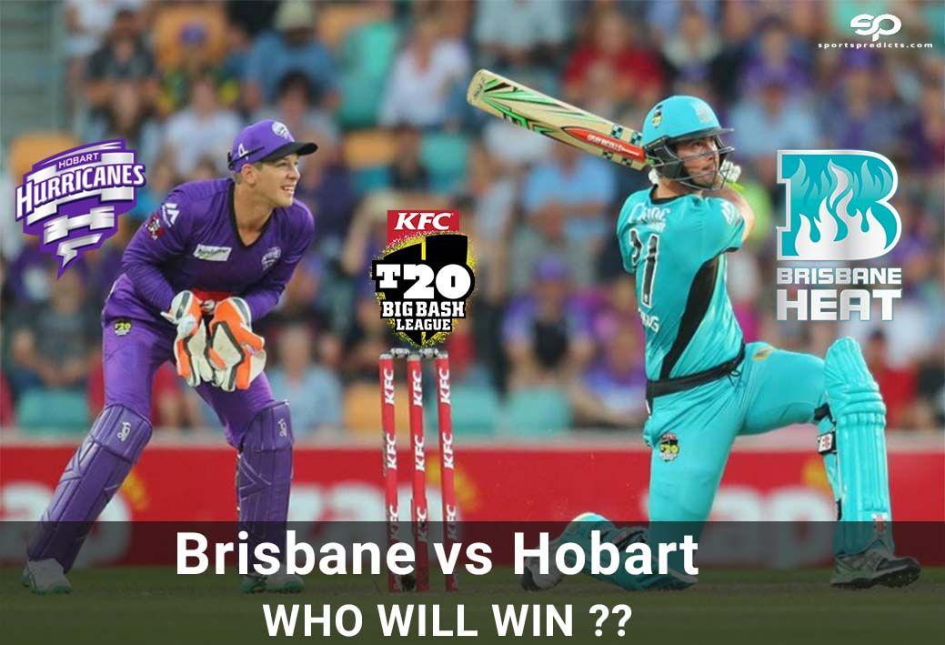 Big Bash Brisbane Vs Hobart 10th Match Quiz Cricket Sport Sports Cricket News