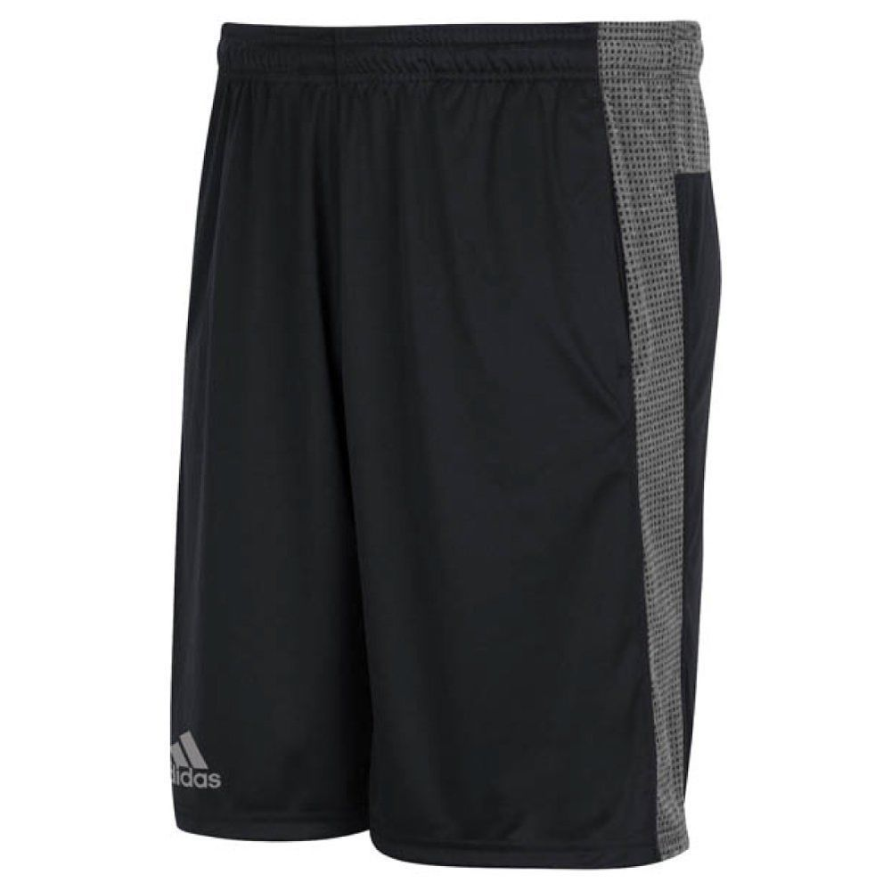 Adidas Performance Mens Climacore Elevated Short Medium Grey/Black or Black/Grey #Adidas #Shorts