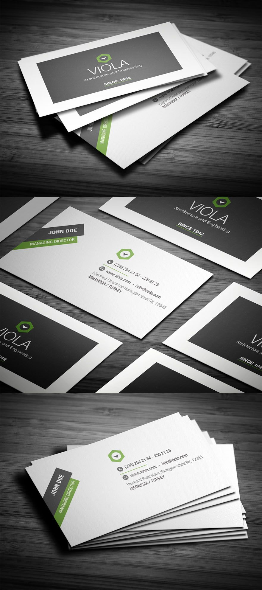 25 Creative Corporate Themed Business Card Design Examples Follo Corporate Business Card Design Business Card Design Inspiration Business Card Design Creative