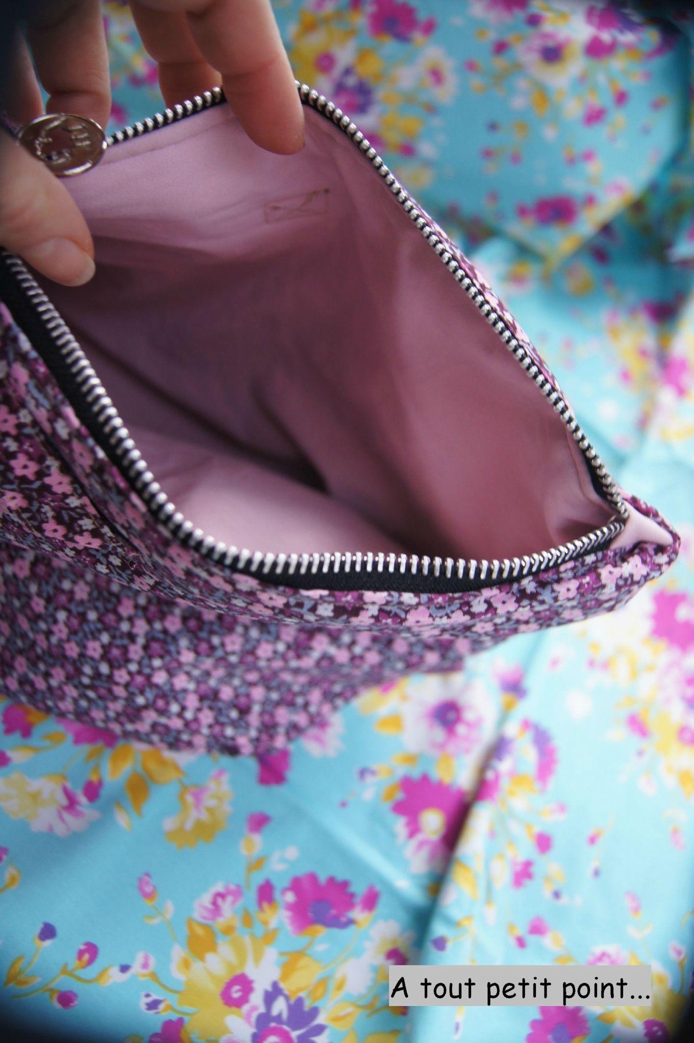 DIY (ou tuto) du sac mini Longchamp* (la suite) - A tout petit ...