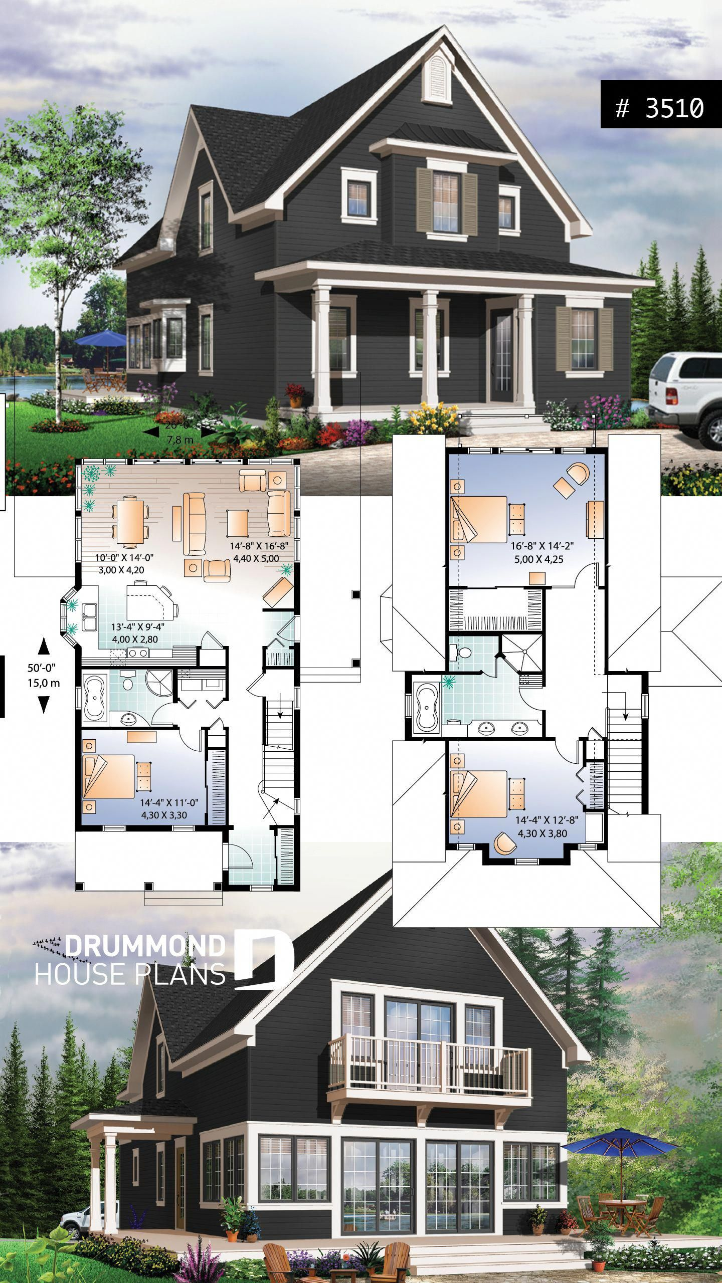 Visit Our Information Site For A Lot More Information On This Mind Blowing Photo Countryc Craftsman House Plans Sims House Plans Country House Plans
