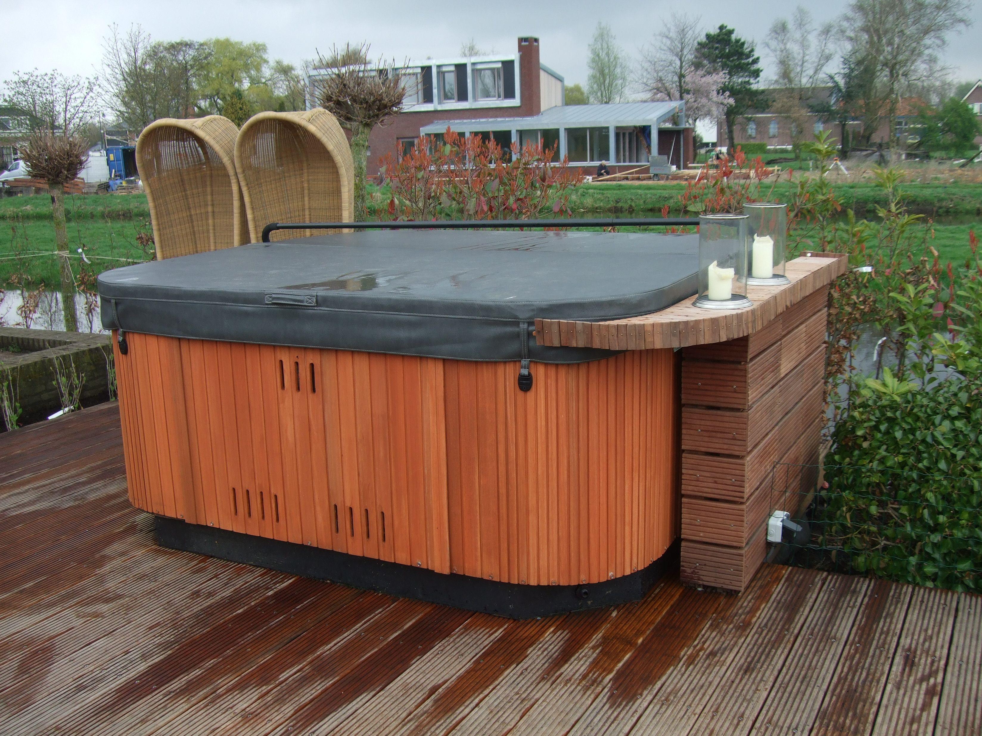 Spa Met Op Maat Gemaakte Bar Spa Foto S En Foto
