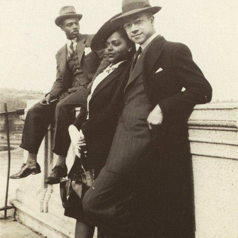 HARLEM DAPPER | 1940sBlack History Album on Tumblr | Pinterest | Facebook | Twitter]