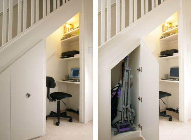 Stairway Storage open stairway designs | open-riser staircase help - convert or