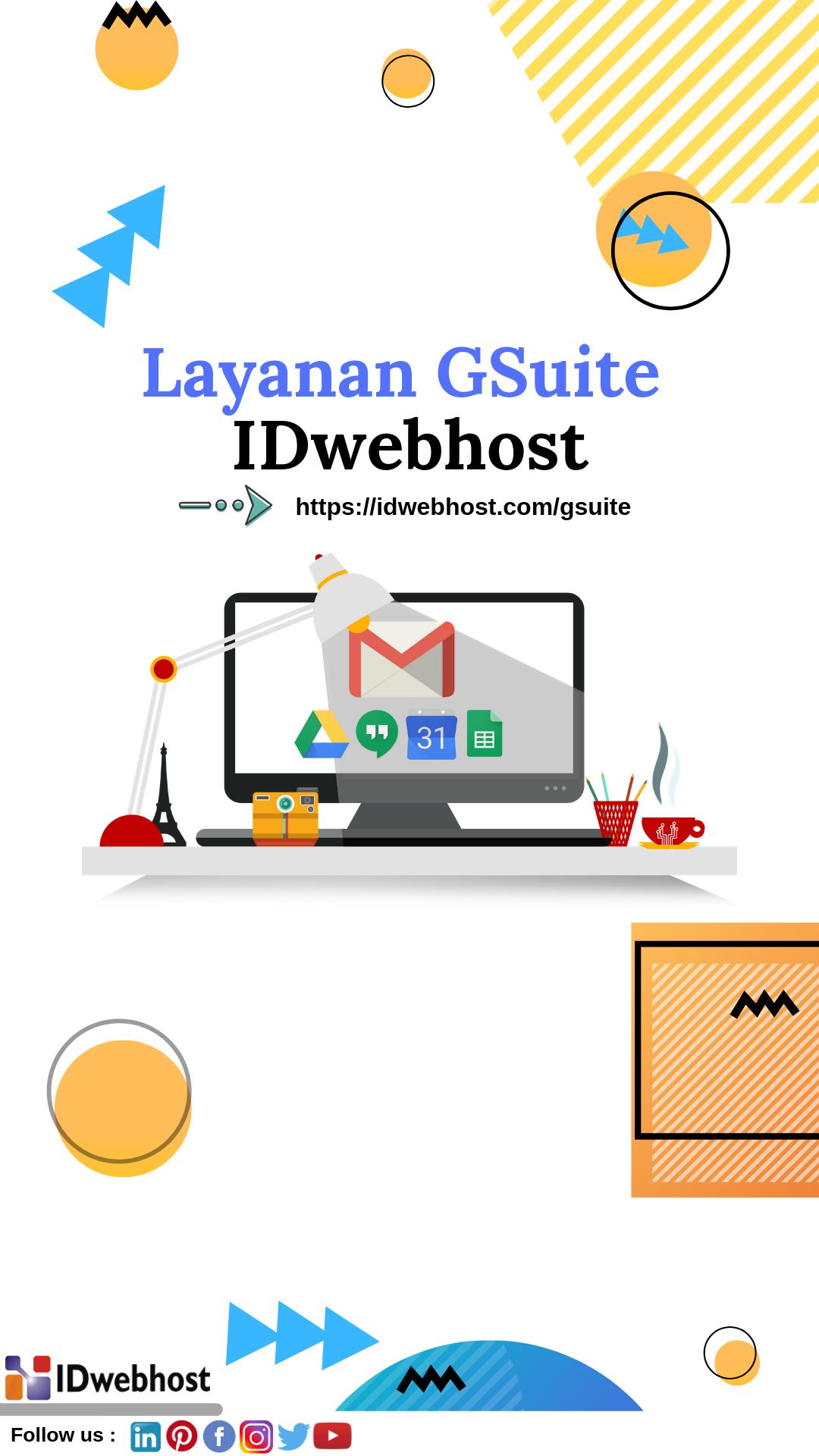 17+ Hosting email di google ideas