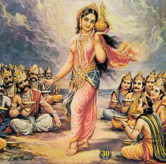 Story 9 - Mohini | Vishnu, Hindu deities