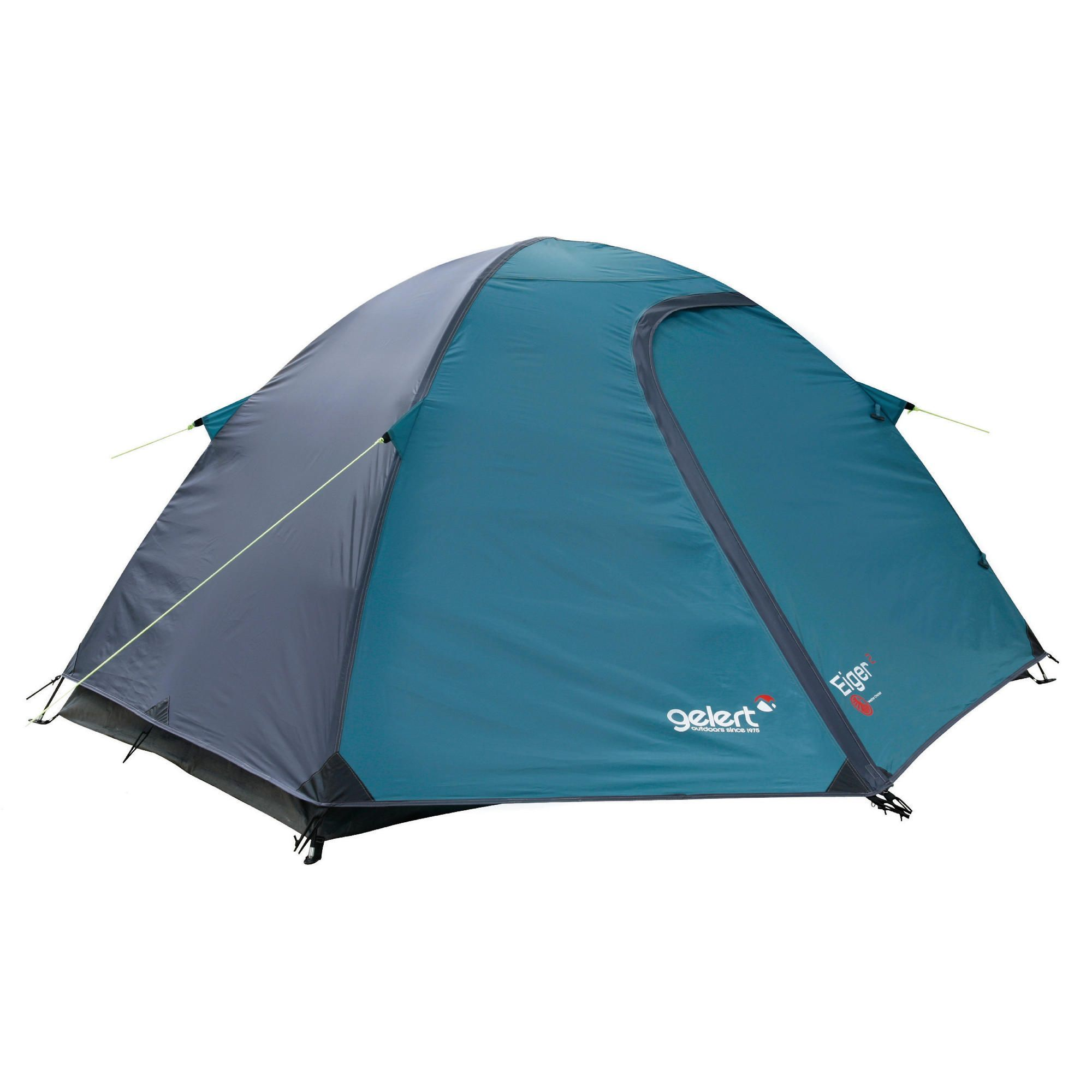 Gelert Eiger 2 Man Dome Tent Charcoal  sc 1 st  Pinterest & Gelert Eiger 2 Man Dome Tent Charcoal | Random Things | Pinterest ...