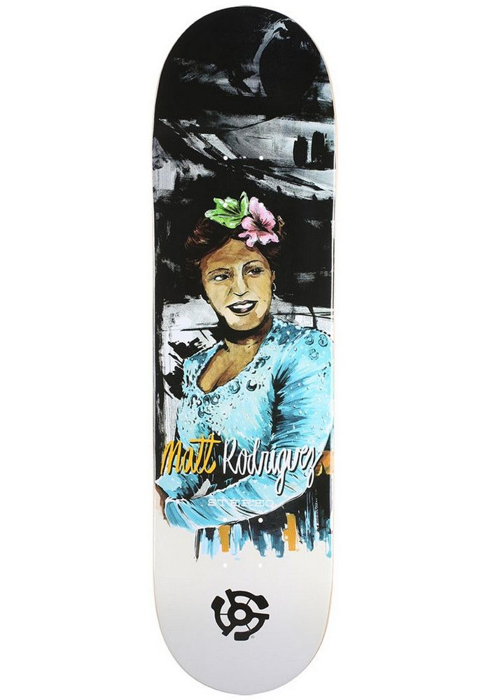 Stereo Jazz-Series, Deck, Rodriguez Titus Titus Skateshop #Deck #Skateboard #titus #titusskateshop