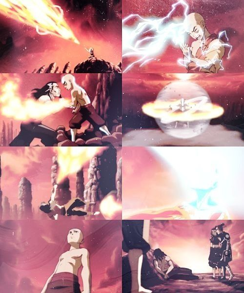 Some say Korra is better than Aang because she doesn't ...