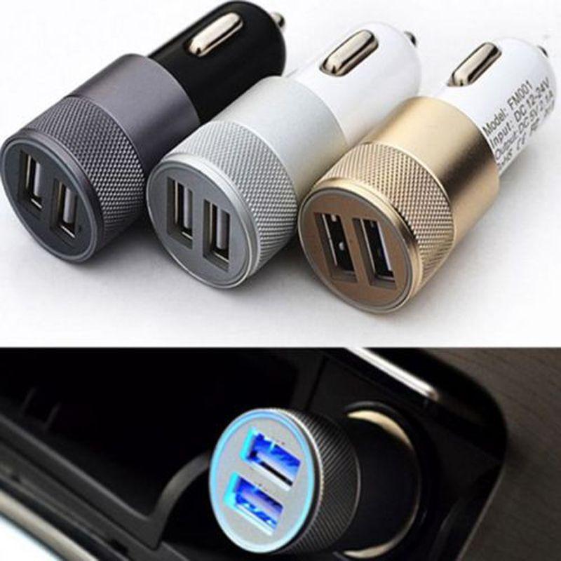 1.74$ (Buy here: http://alipromo.com/redirect/product/olggsvsyvirrjo72hvdqvl2ak2td7iz7/32656027404/en ) Mini Dual USB Car Charger For Iphone 6 6s Plus 5s Universal Car Phone Charger For Ipad USB Adapter For Samsung USB Cigar Socket for just 1.74$