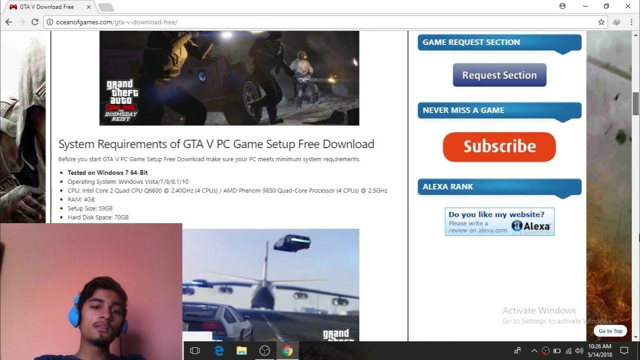 top 5 websites to download games