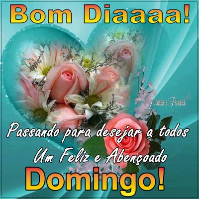 Flores E Frases Bom Dia Domingo ótimo Happy Sunday Sunday Y