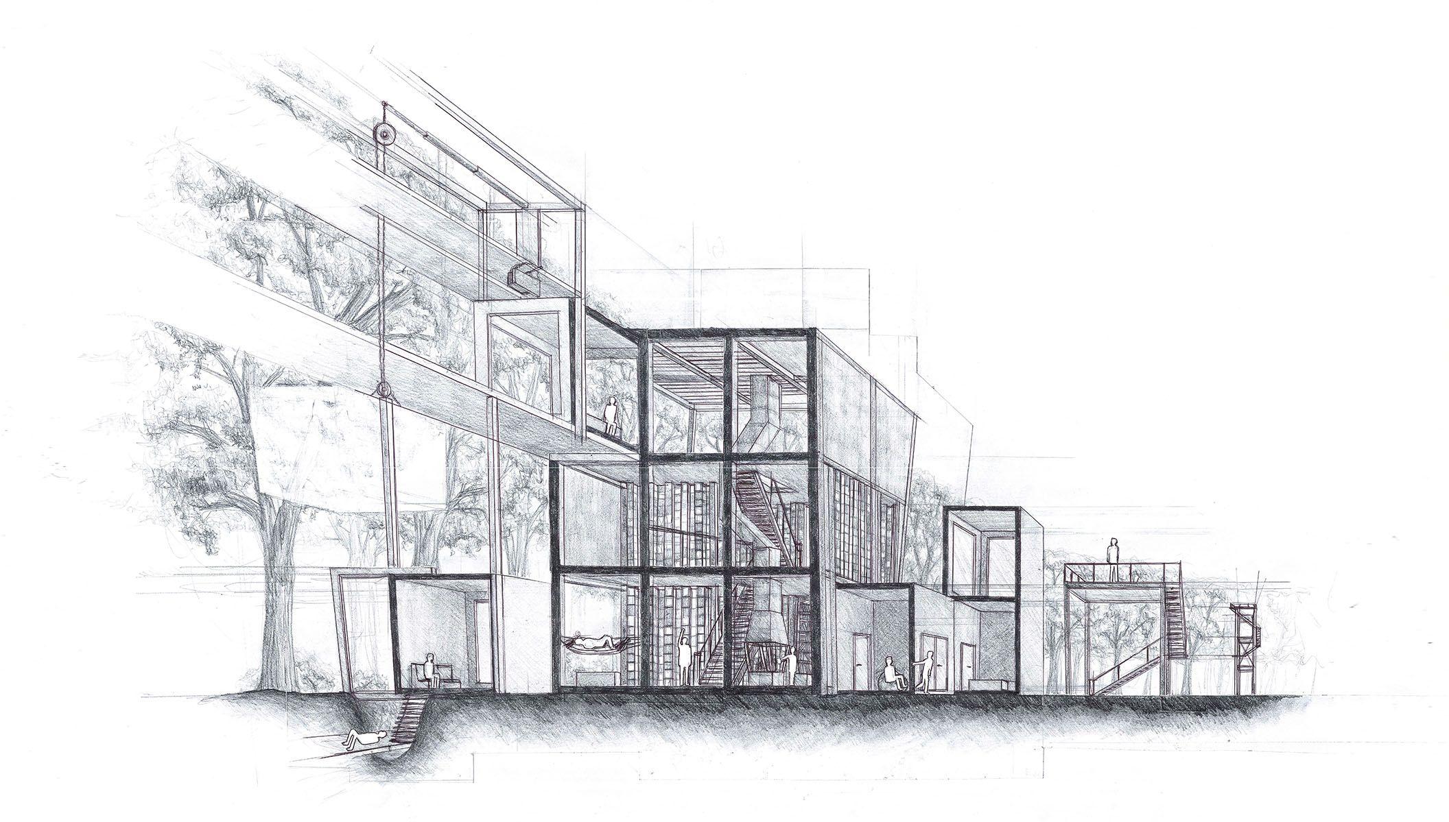 Fuck london the architecture store