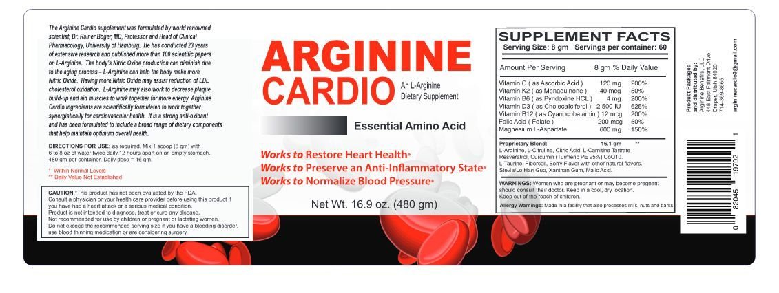 Image result for Arginine Your Cardiovascular Health