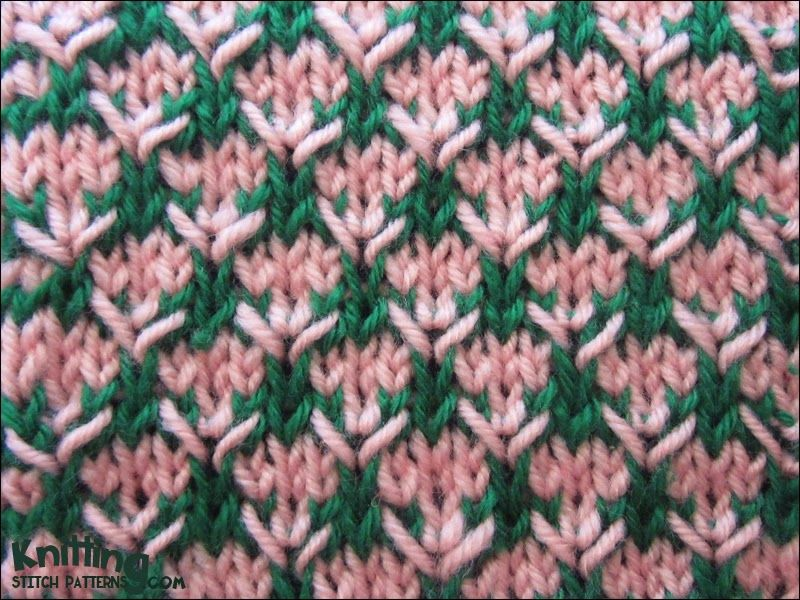 A Really Easy Stitch That Looks More Complicated Than It Is The