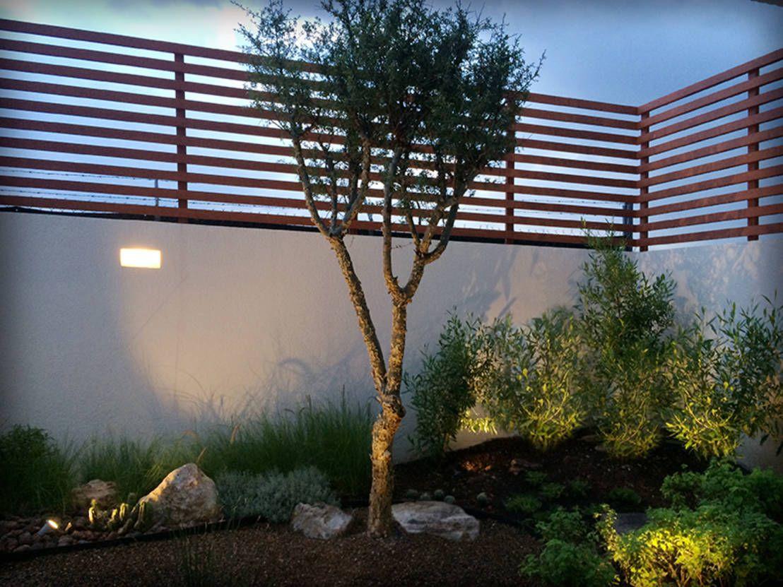 Cercos para delimitar espacios peque os 10 ideas for Muro de separacion terraza