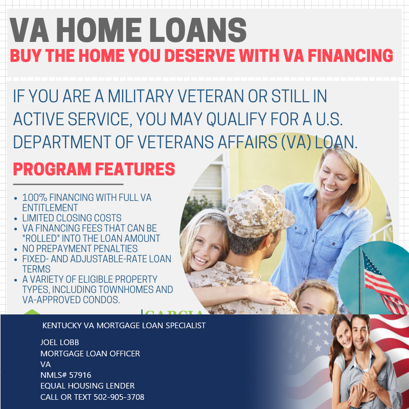 How To Apply For A Kentucky Va Loan Mortgage Loans Va Loan Va Mortgage Loans