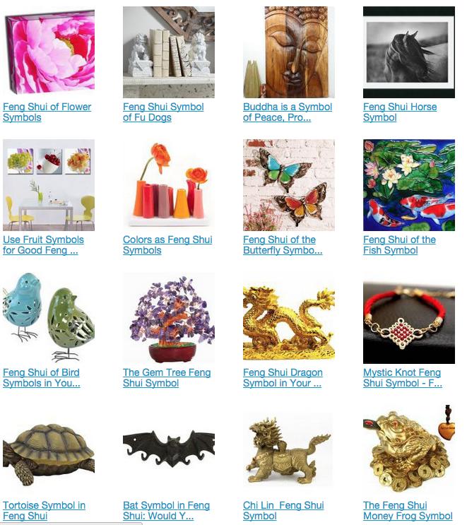 Find Best Feng Shui Symbols For Your Home