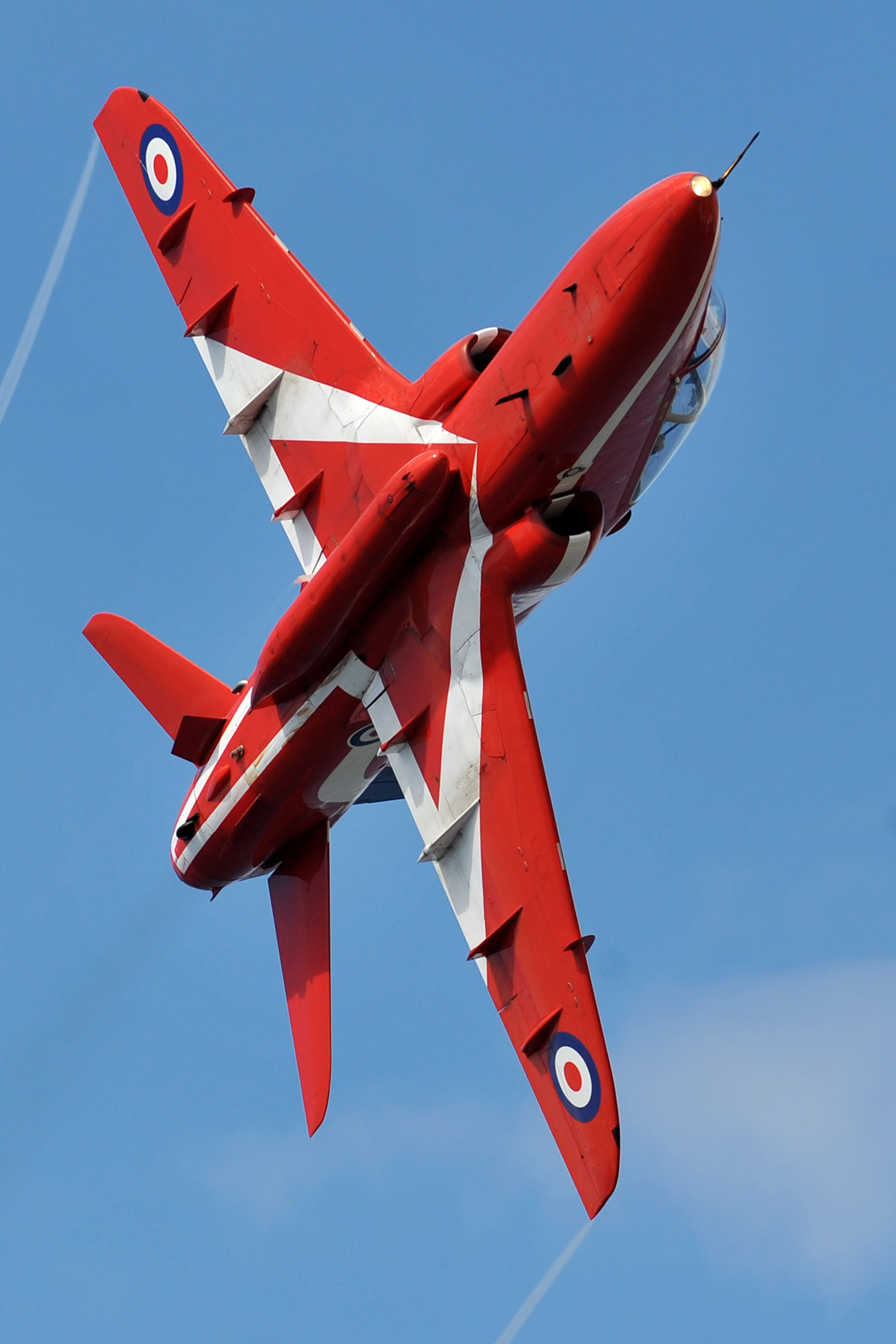 Red Arrows Red arrow, Red, Royal air force