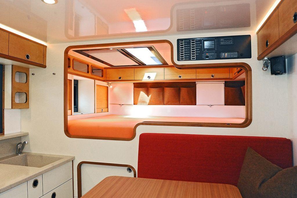 Mercedes 409 Fire truck camper Pinterest Caravan van, Diy - team 7 küche gebraucht