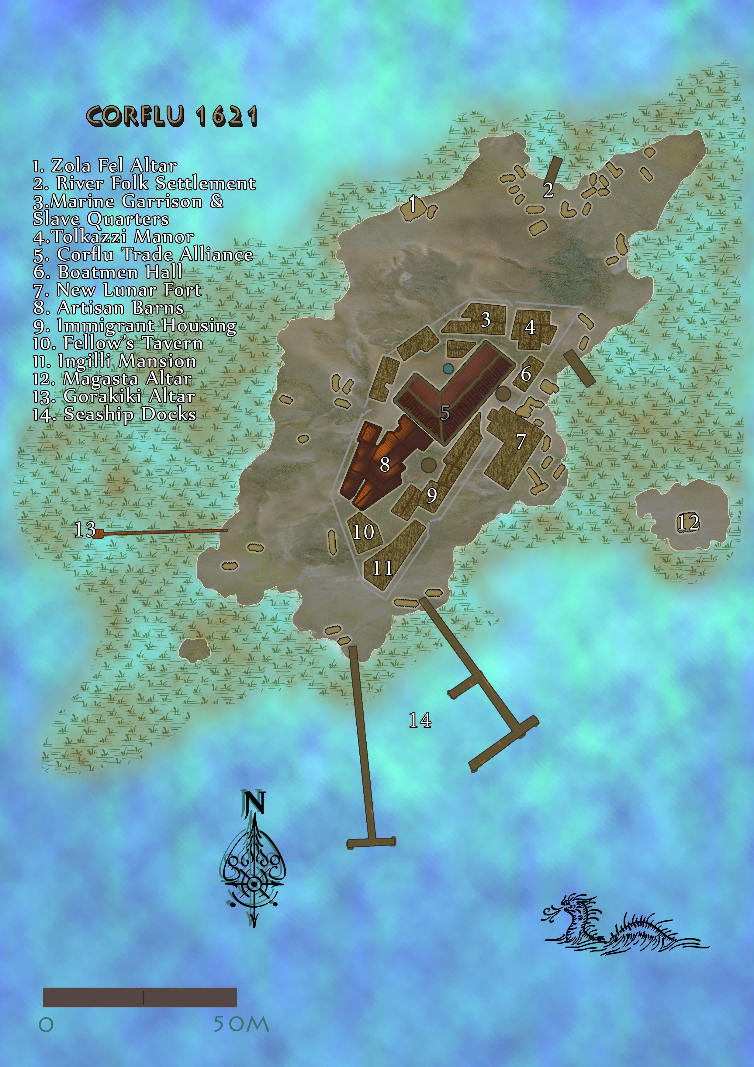RPG Map done by Rudy Boe Fantasy Wilderness Pinterest RPG