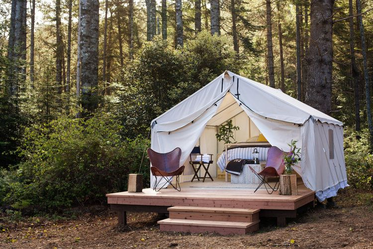 Mendocino Grove Glamping Best Tents For Camping Tent