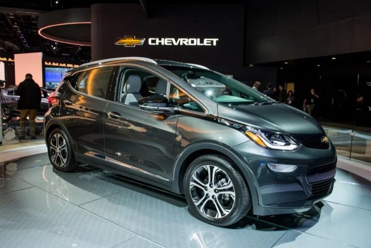2019 Chevrolet Bolt Ev Price Specs Concept