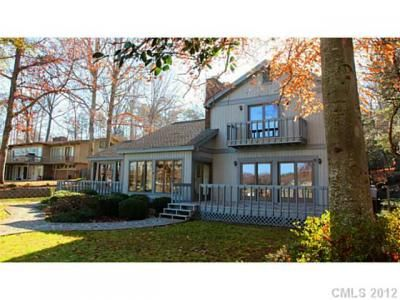 Lake Norman Real Estate Waterfront Waterfront Homes House Styles Real Estate