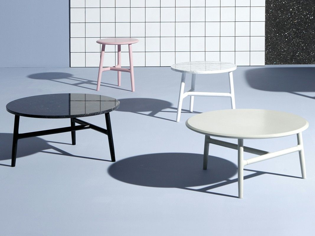 Credenza Con Tope De Marmol : Mesa nudo mármol mesas auxiliares madera