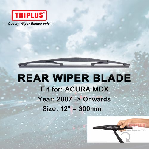 Rear Wiper Blade For Acura Mdx 2007 Onwards 1pc 12 300mm Car